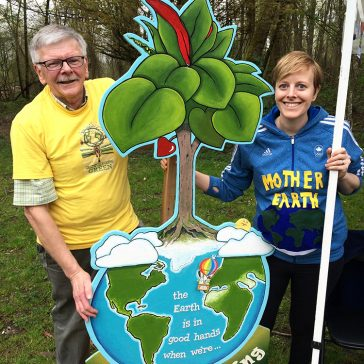 Earth Day Pictures @ Everett Crowley Park