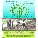 Join us for Fall Planting on Oct 23