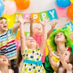 Book your Birthday Party with Us